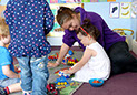 Teddy Bears Nursery - the childcare provider of choice to parents in Portsmouth and surrounding areas.